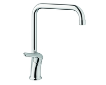 Lamona Chrome Savoca right angled single lever tap