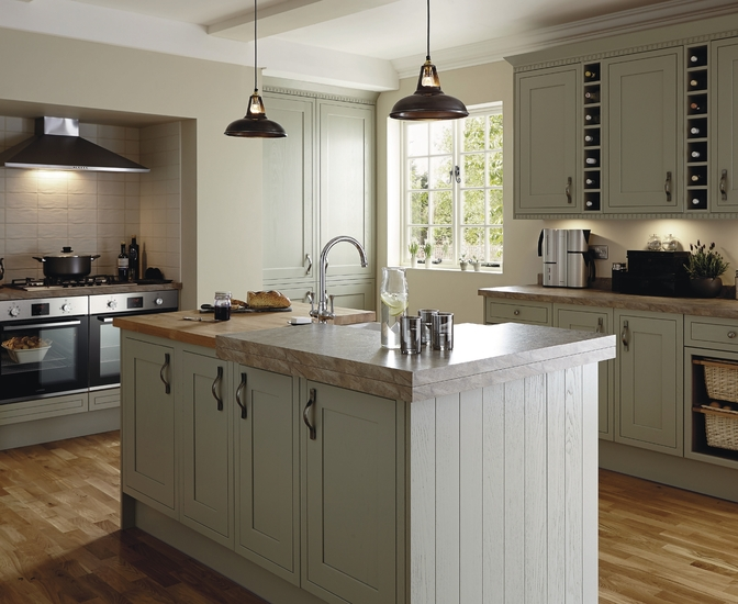 tewkesbury framed skye kitchen shaker kitchens howdens With best brand of paint for kitchen cabinets with lotus crystal candle holder