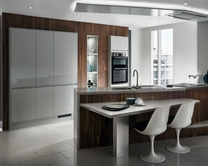 Bayswater Kitchen Range Contemporary Kitchens Howdens Joinery