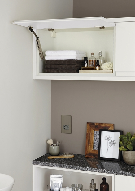 Half-height wall unit