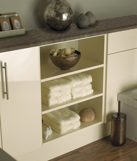 Kitchen Design Tool Howdens: Glendevon Gloss Bathroom Cabinet