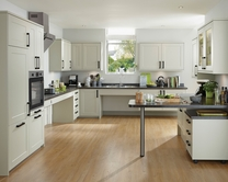 Fully accessible kitchens