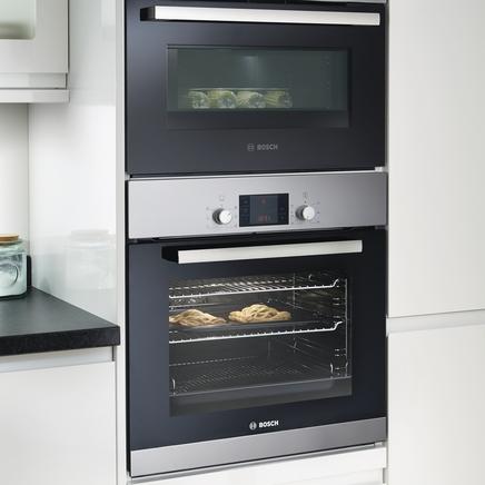 Bosch single multi-function oven