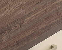 Brown Oak Effect worktop