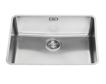 Franke Kubus undermount single bowl sink