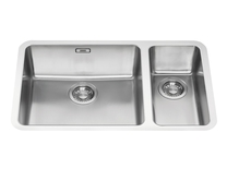 Franke Kubus undermount 1.5 bowl sink