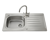 Lamona Arnfield single bowl sink
