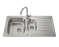 Lamona Arnfield 1.5 bowl sink