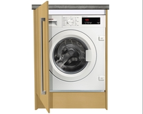 Bosch 1400rpm integrated washing machine