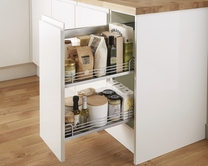 Pull-out base unit