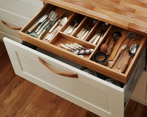 Timber internal storage drawer to suit upgrade kitchens