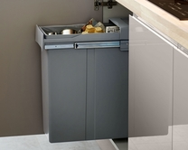40L Pull-out recycling bin