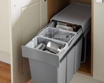 30L Pull-out recycling bins