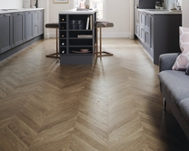 Howdens decorative flooring