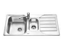 Lamona Rumworth 1.5 bowl sink