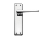 Lugano Chrome door handles