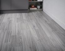 Professional Grey Oak laminate flooring