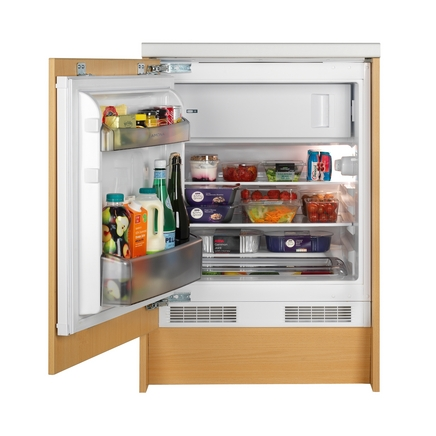 Lamona built-under integrated fridge