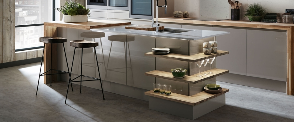 Kitchen Island Ideas Advice Amp Inspiration Howdens Joinery