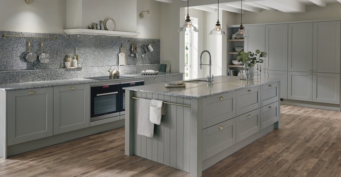 Kitchens Fitted Kitchens Howdens Joinery - Grey fitted kitchens