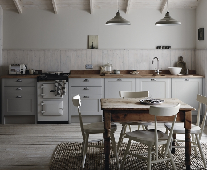 Modern Rustic Shaker Get The Look Howdens Joinery