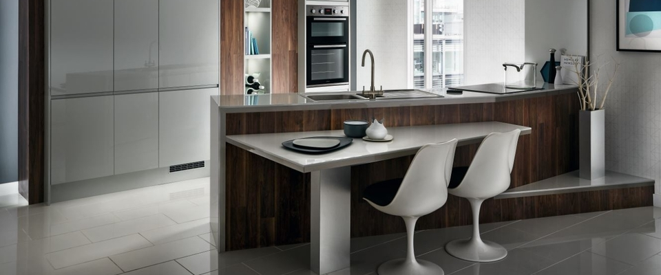 Kitchen Breakfast Bar Ideas For Todayu0027s Homes. Cool And Contemporary