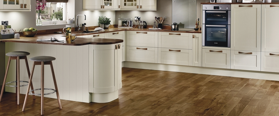 Match your flooring to your worktop