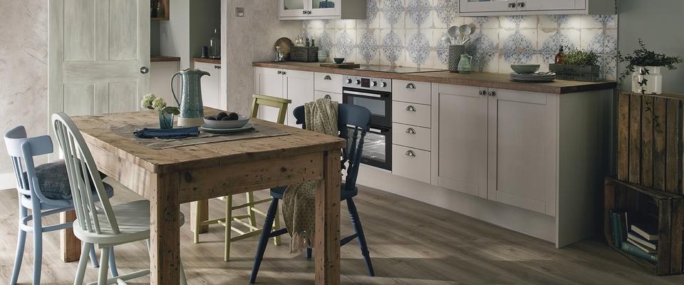 Use flooring to make a design statement