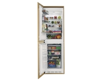 Lamona integrated 50/50 frost free fridge freezer
