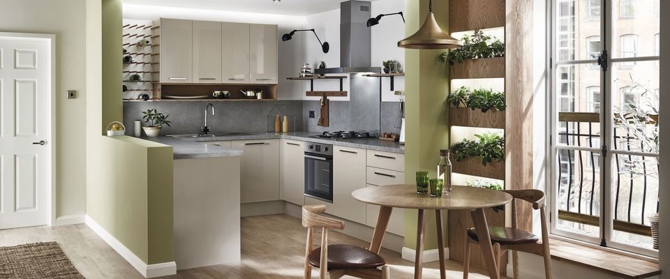 U Shaped Kitchen Design Ideas U0026 Inspiration. Light And Bright
