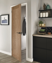 Pre-finished Holdenby Oak door