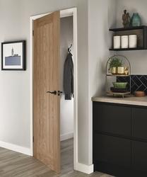 Pre-finished Holdenby Oak door