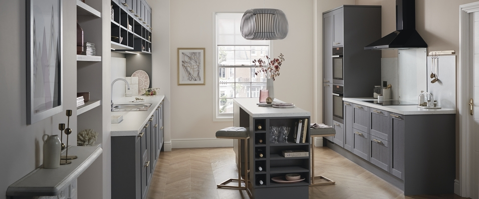 Galley Kitchen Design Ideas To Inspire You. Open And Uncluttered. Open And  Uncluttered. Island Life
