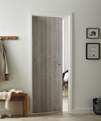 Light Grey Oak foil door