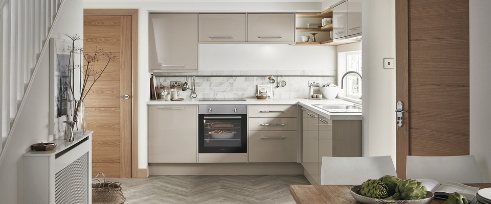 Ideas For Small Kitchens   Howdens Joinery