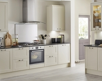 Cream kitchens