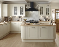 Creating a Rustic kitchen
