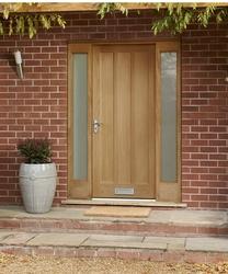 External Worcester Oak door