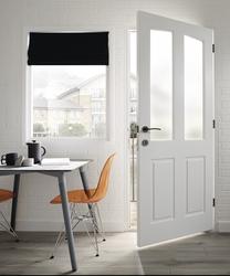 Top Coat Ready Richmond Glazed door