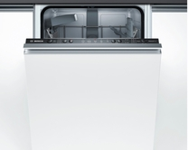 Bosch Integrated 45cm Slimline Dishwasher