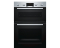 Bosch double fan oven