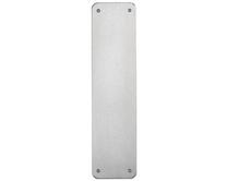 Stainless Steel fingerplate 15\