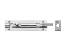 Chrome necked barrel bolt