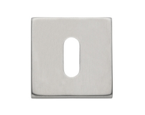 Brushed Stainless Steel square