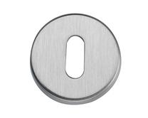 Satin Nickel round