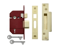 British Standard 5 Lever locks