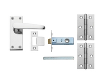 Budget Chrome latch pack