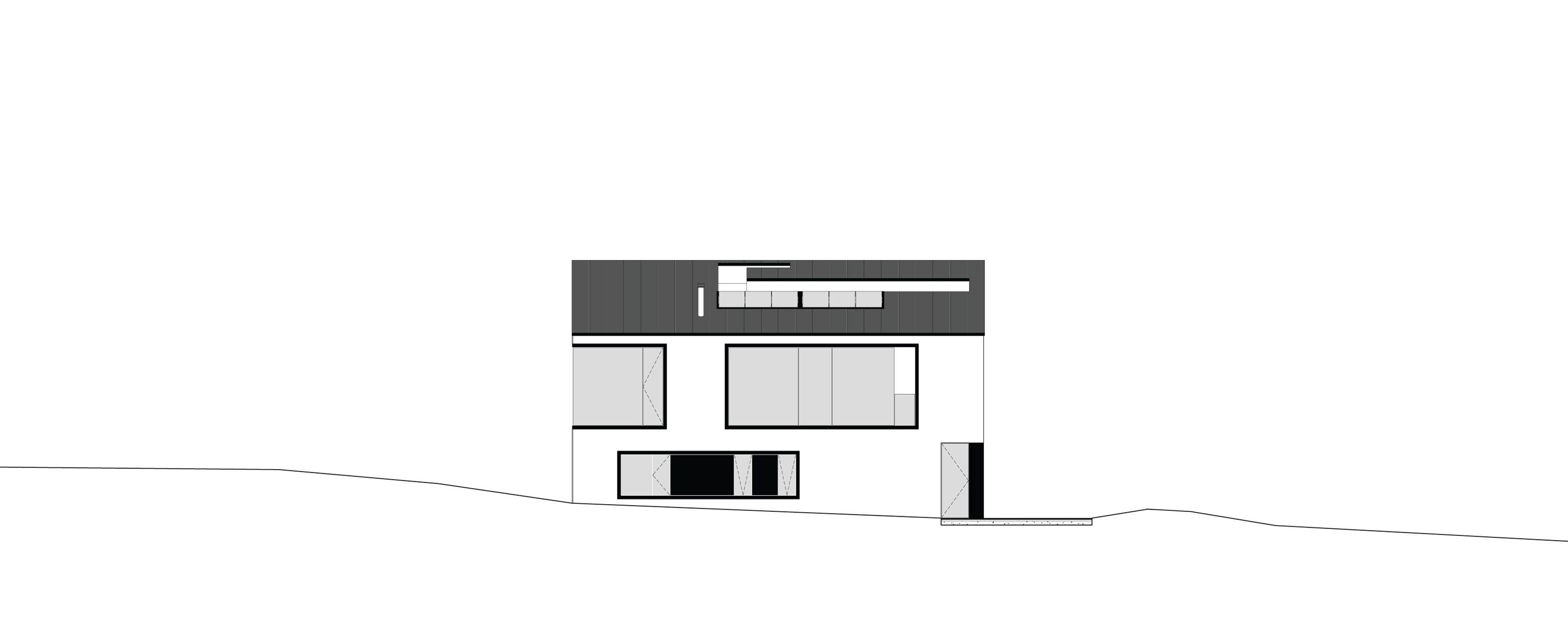 Atrium House Ii Henchion Reuter Architects