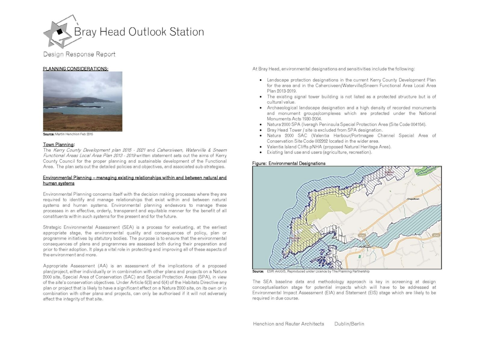 Hra Final Design Response Report Incl Cost Estimate To Be Printed A3 Doublesided Colour Page 07