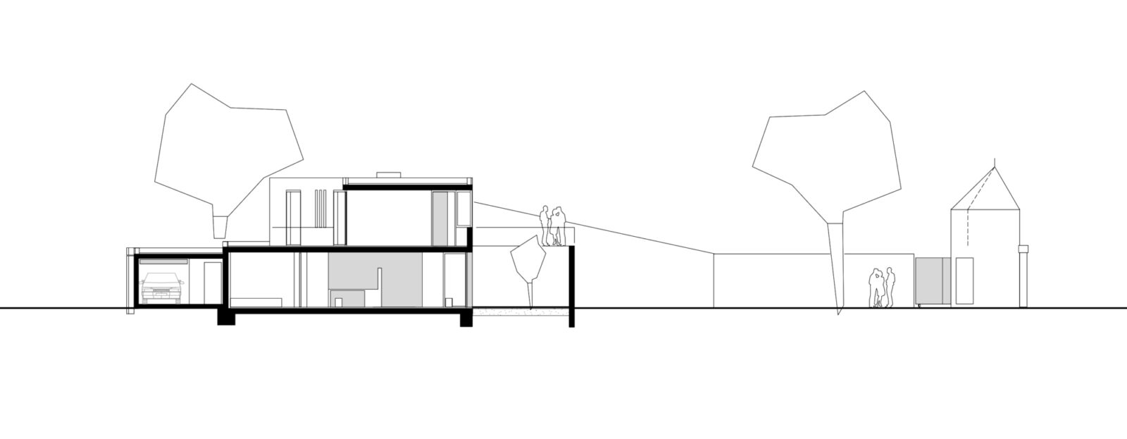 Section C–C